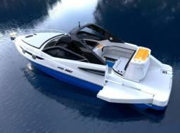 Título do anúncio: Lancha NHD 270 Open - Ñ e Ventura/NX/Focker/Triton/FS