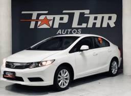 Honda Civic Lxs 1.8 - ano - 2015 Extra ! Troco e Financio ! - 2015