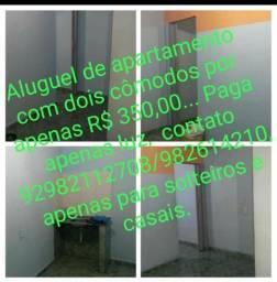 Aluguel de kitinete na avenida Brasil