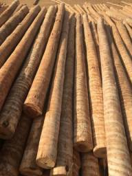Estaca Eucalipto Tratado 8cm - 10cm