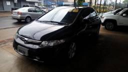 Civic New LXS 1.8 (aut) 2008 - 2008