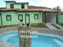 Casa piscina aquecida temporada Pirenópolis v verde