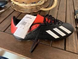 Chuteira Adidas X18.4 número 41