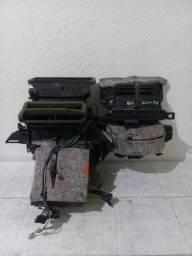 Caixa Ar Condicionado Analogica Fiat Punto 08 Original Semi nova
