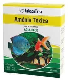 Amônia Tôxica água doce 50 testes - Alcon