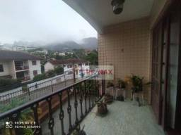 Apartamento de 1 dormitório a venda na Várzea - Teresópolis/RJ - R$220.000