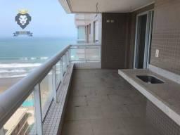 Apartamento com 3 dormitórios à venda, 148 m² por R$ 1.200.000,00 - Canto do Forte - Praia