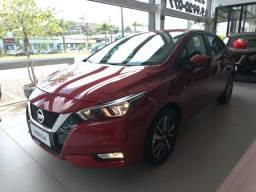 Novo Nissan Versa Advance CVT 2021
