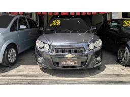 Chevrolet Sonic 1.6 ltz sedan 16v flex 4p manual