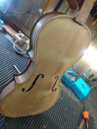 Luthier violino, violaocello e baixo