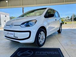 Vw Up 1.0 Take 2017 - Completo - Pneus novos - Unico Dono - Rodas de Liga - 2017