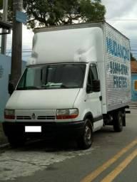 Caminhão Baú Renault Master - 2004