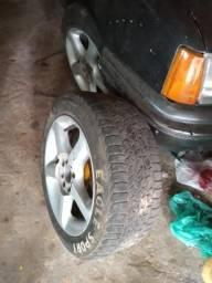 Vendo rodas 15 muito furos