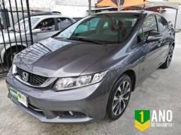 Honda Civic  Sedan LXR 2.0 Flexone 16V 4P Automático - 2015