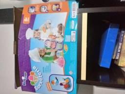 Maquina de sorvete de brinquedo