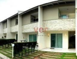 Casa Duplex em Cond. fechado com 03 dormitórios à venda, 100 m² por R$ 320.000 - Lagoa Red