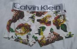 Kit 10 Cuecas Calvin Klein - *Unitário