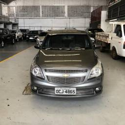 Chevrolet agile ltz 1.4 Mec - 2011