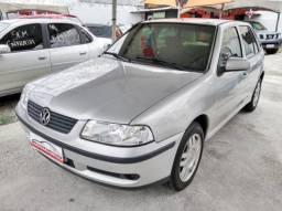 Volkswagen Gol 1.0 8V MI Gasolina 4P Manual - 2001