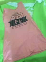 Lindo vestido rosa (fé de abraão)