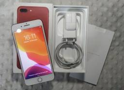 IPhone 7 Plus RED 128gb em até 12x