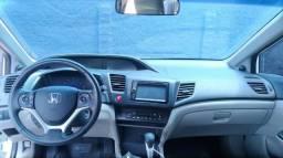 Civic Lxr 2.0 15/16 - Impecável e Cheio de Adicionais - 2016