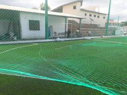 Redes de proteção para campo de futebol