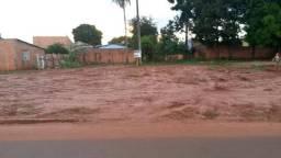 Terreno no asfalto/bem localizado Jardim Anache!
