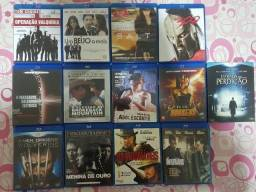 Lote 13 Blu-ray Filmes Originais