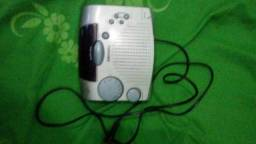 Rádio Relógio Toshiba antigo am fm