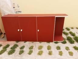 Armário de Cozinha 3 portas + nicho lateral