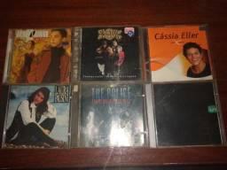 Lote de CDs usados
