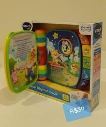 Brinquedos Novos (na caixa)