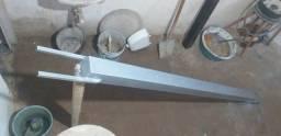 Forma para estaca de concreto nova