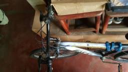 Bicicleta 18 machas