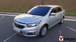 1. GM Cobalt LTZ 1.8 8v - Baixo KM!!!