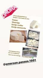 PASSOS queijos e derivados do leite.