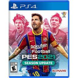 EFootball PES 21- Pro Evolution Soccer 2021 Season update - PS4