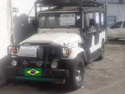 Toyota Band Jipe No Brasil Olx