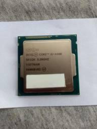 Vendo processador i5 4460 socket 1150 4 geração