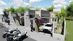 Casas geminadas com 02 dormitórios no Bairro Santo Antônio em Chapecó