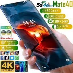 Celular New Mate 40 8GB Ran 512GB Ron