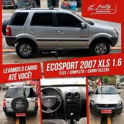 ECOSPORT 2007 XLS 1.6 FLEX COMPLETA