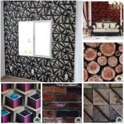 Vendemos e instalamos papéis de parede