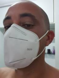 Máscara N95 hospitalar lavável