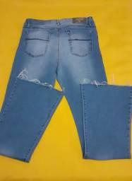 Calça jeans 46