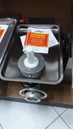 Moedor de carne skymsen para açougue/restaurante boca 10 (novo)
