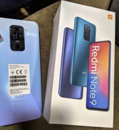 Xiaomi Note 9 128Gb +Película 3D Garantia e entrega Imediata