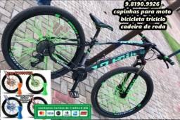 capa raio para bicicletas verde