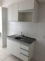 Alugo Apto Com Projetados Na Cozinha No Condominio Costa Araçagi Térreo 2 Qts